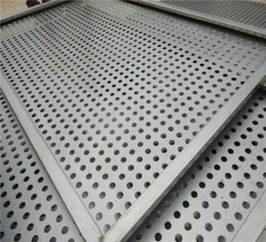 不锈钢穿孔吸音板